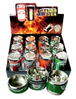 GR-1017 Beer Can Grinder (3 piece)