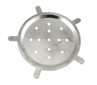 HKA-8 Metal Bowl Hookah Screen