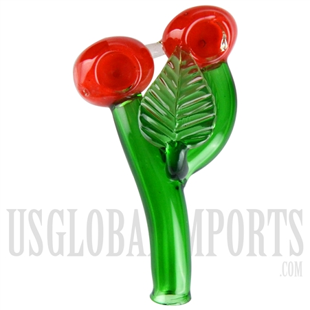 "HP-1856 6"" Glass Hand Pipe 