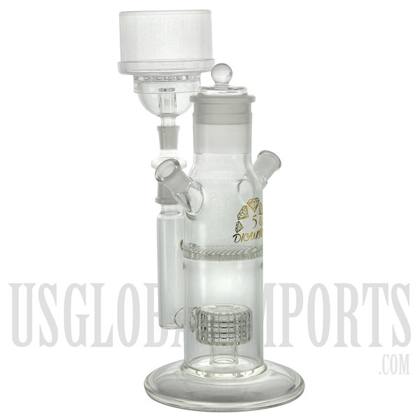 "HR-HK27 14"" Double Honeycomb + Ice/ Fruit Chamber 