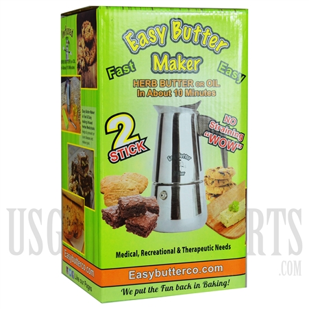 JAR-10 Easy Butter Maker 2 Stick