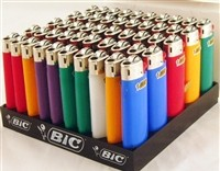 LIB01 BIG BIC LIGHER 50/CT