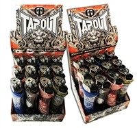 LT-14 Tapout Refillable Lighter Display