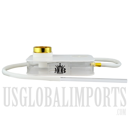 MOB-HK1020 MOB Box Hookah Full Size. 2 Color Options