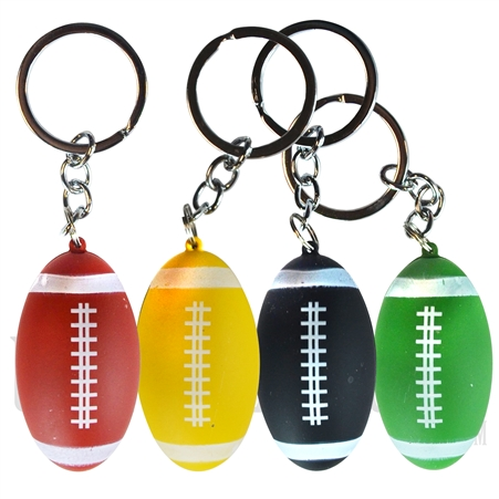 MP-201 Football Design Metal Pipe. Sneak-A-Toke + Key chain