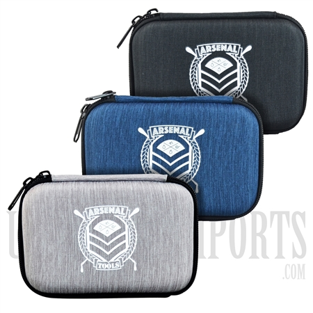 "PP-11 6"" Arsenal Tool Pipe Pouch. 3 Color Choices"