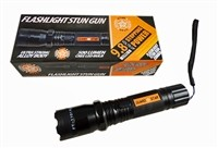 SG-14 GuardStar Flashlight Stun Gun