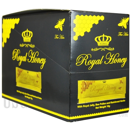 SS-67 Royal Honey Male Sexual Enhancement. 35 Packs