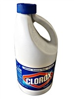 "ST104 CLOROX 1.77L STASH CAN 16"" TALL"