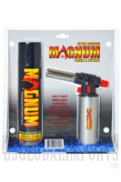 T-100 Magnum 5x Ultra Refined Torch and Butane Kit.