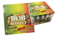T-116 Bob Marley Refillable Torch Lighters Display