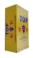 TP-01 TOP PAPER 1 1/2  GUMMED CIGARETTE PAPERS