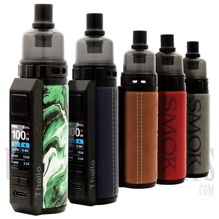 VPEN-151251 SMOK Thallo Kit 80W. Many Color Options