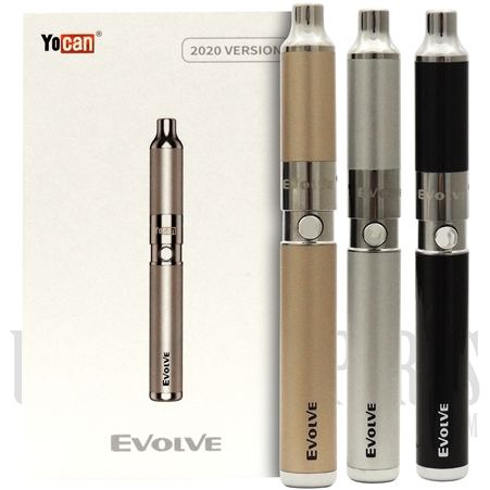 VPEN-4022 Yocan Evolve Concentrate Pen | 2020 Version | Many Color Options
