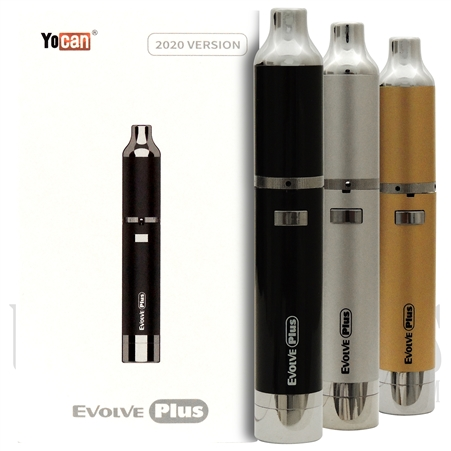 VPEN-6400 Yocan Evolve Plus | 2020 Version | Many Color Options