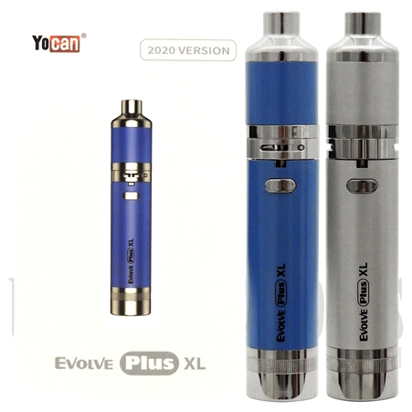 VPEN-6500 Yocan Evolve Plus XL | 2020 Version | Many Color Options
