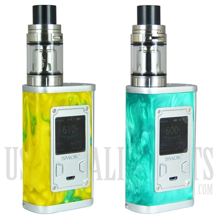 VPEN-671 SMOK Majesty Resin 225W TC Kit. Many Color Options