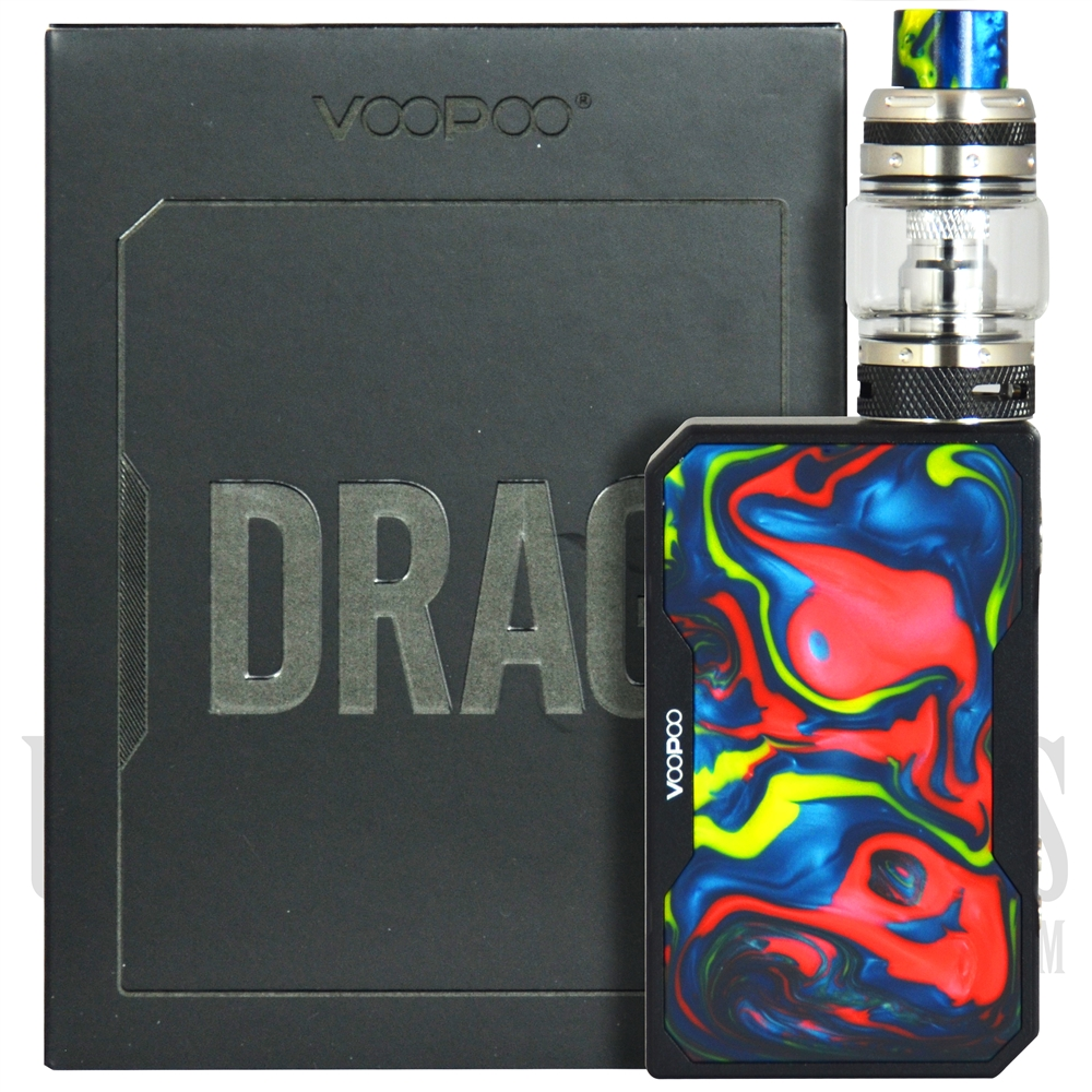 VPEN-750 VOOPOO DRAG 157W Kit  Many Color Options