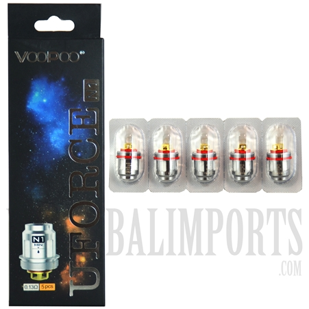 VPEN-855 VooPoo UForce N1/U2/U4 Replacement Coils. 5 Pieces