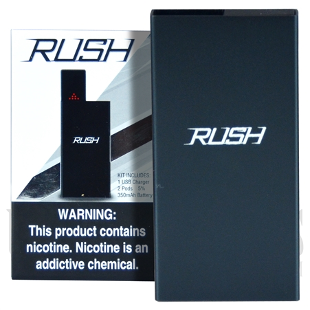 VPEN-881 Rush Starter Kit. 2 Pods 5%