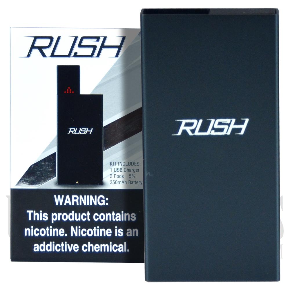 VPEN-881 Rush Starter Kit  2 Pods 5% wholesale and