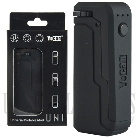 VPEN-911 Yocan Uni - Universal Portable Mod. Liquids/Oil/Wax. Many Color Choices