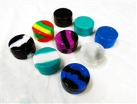 "WXC-1 Wax Containers Assorted 1.4""x.8"""