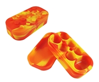 WXC-6 Lego Shaped Wax Container