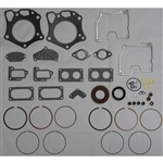 Kawasaki FXT00V, FX921V Gasket Set With Piston Ring Set 110286289, 130087007 Genuine OEM Parts