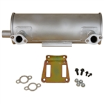 Kohler Muffler Kit Filter Side 24 786 05-S