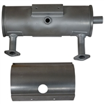 Kohler Muffler Kit Starter Side 24 786 31S