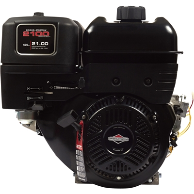 Briggs & Stratton 2100 Series Gas Engine with Electric start and Recoil Pull Start