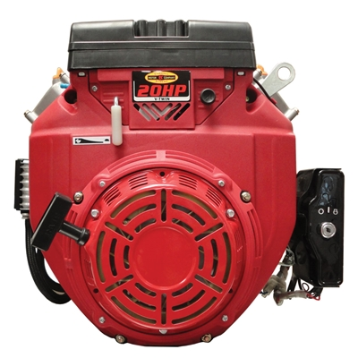 20 HP Gas Engine Electric Start