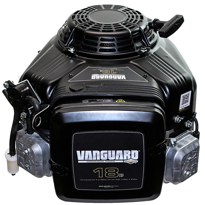 Vanguard Briggs and Stratton Industrial Gas Engines For Sale