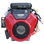 23 HP Gas Engine Electric Start