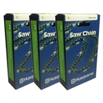 Husqvarna 501846572 Chainsaw Chain 3 pack