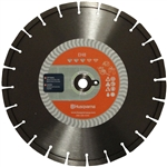 NEW Genuine Husqvarna OEM 589720001 Replaces 542775597 Premium Diamond Saw Blade 14""