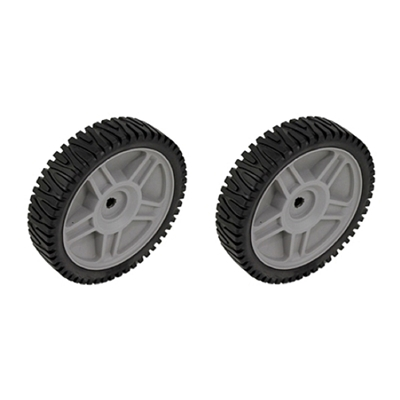 Husqvarna 581009202 Set Of 2 Husqvarna Lawn Mower Wheels