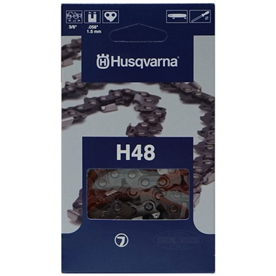 "Genuine Husqvarna OEM Chainsaw 32"" Chain 3/8"" Pitch x .058 Gauge 105 Drive Links 591 15 15-05,591151505, 5018428-05, 501842805"