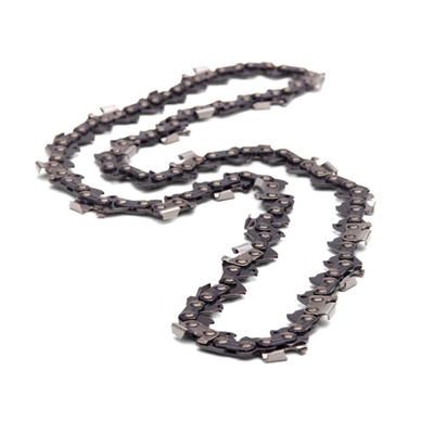 "Genuine Husqvarna OEM Chainsaw 20"" Chain 3/8"" Pitch x .058 Gauge 72 Drive Links 591 15 15-72, 591151572, 5018428-72, 501842872"