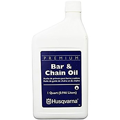 Husqvarna OEM Bar & Chain Oil 1 Quart (0.946 Liters) 610000014​