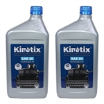 Kinetix High Performance Oils and Lubricants SAE 30 1 Quart Small Engine Oil 80003