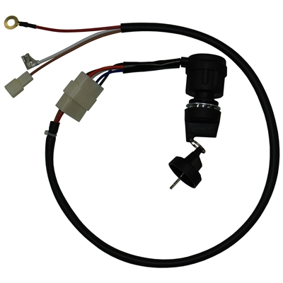 Carroll Stream 10HP Diesel Key Switch