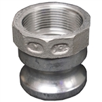 "BE Pressure Adapter, 1 1/2"" Female Npt 90.390.112"