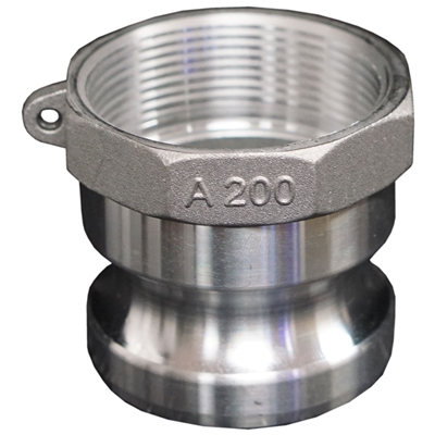 "BE Pressure Adapter, 2"" Female Npt 90.390.200"