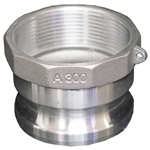 "BE Pressure Adapter, 3"" Female Npt 90.390.300"
