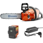 "Husqvarna 120i Battery Powered Chainsaw With 14"" Bar and Chain 967098102"
