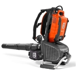 Husqvarna 550iBTX Battery Operated Backpack Blower & BLi550X Battery Pack 967681101