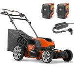 Husqvarna LE121P Battery Powered Walk Behind Mower