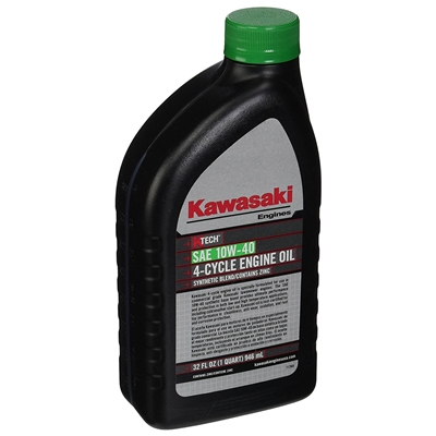 Kawasaki High Performance 4 Cycle Engine Oil 99969-6296